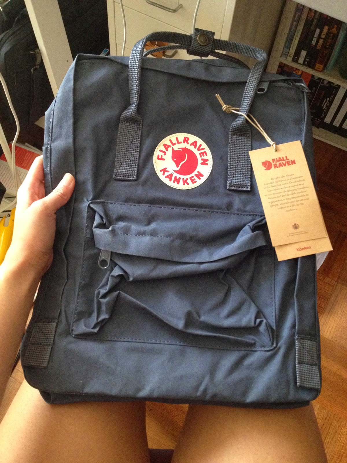 fjallraven kanken review